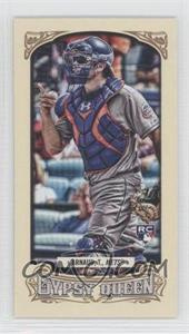 2014 Topps Gypsy Queen - [Base] - Mini #92 - Travis d'Arnaud