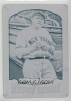 Babe Ruth (Signing Autograph) #/1