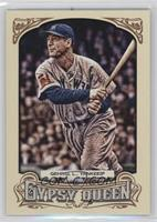 Lou Gehrig (Reverse Negative)