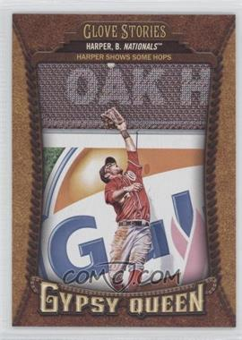 2014 Topps Gypsy Queen - Glove Stories #GS-BH - Bryce Harper
