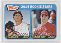Rookie Stars - Ethan Martin, Cameron Rupp