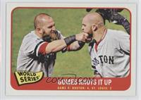Gomes Knots It Up (Jonny Gomes)