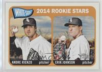 2014 Rookie Stars (Andre Rienzo, Erik Johnson)