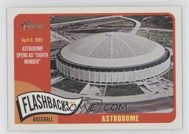 2014 Topps Heritage - Baseball Flashbacks #BF-A - Astrodome