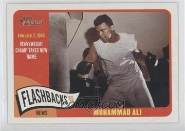 2014 Topps Heritage - News Flashbacks #NF-MA - Muhammad Ali