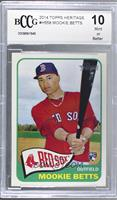 Mookie Betts [BCCG Mint]