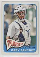 Gary Sanchez (White Catcher's Gear)