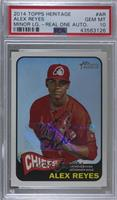 Alex Reyes [PSA 10 GEM MT]
