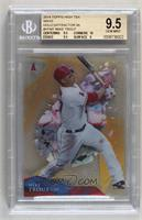 Mike Trout [BGS 9.5 GEM MINT] #/99