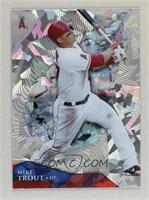 Mike Trout #/75