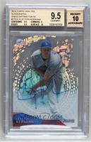 Clayton Kershaw [BGS 9.5 GEM MINT] #/50