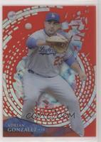 Adrian Gonzalez #5/10