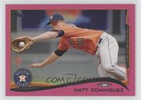 Matt Dominguez #/25