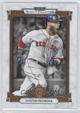 2014 Topps Museum Collection - [Base] - Copper #42 - Dustin Pedroia