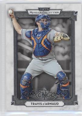 2014 Topps Museum Collection - [Base] #13 - Travis d'Arnaud