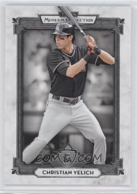 2014 Topps Museum Collection - [Base] #2 - Christian Yelich