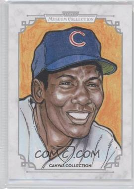 2014 Topps Museum Collection - Canvas Collection #CCR-20 - Ernie Banks