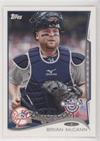 Brian McCann (Catching Gear)