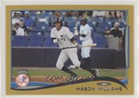Mason Williams #/50