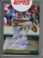 Jose Canseco /25 [ENCASED]
