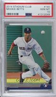 Mookie Betts [PSA 10 GEM MT]