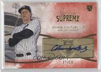 Chase Whitley /10