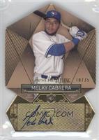 Melky Cabrera #/35