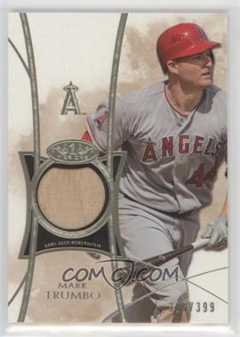 2014 Topps Tier One - Relics #TOR-MT - Mark Trumbo /399