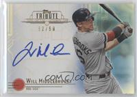 Will Middlebrooks #/50