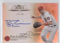Ryan Zimmerman #/15