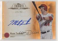 Mark Trumbo #/40
