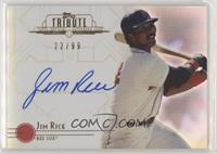 Jim Rice #/99