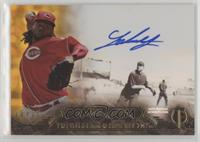 Johnny Cueto #/15