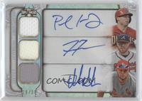 Paul Goldschmidt, Freddie Freeman, Matt Adams /36