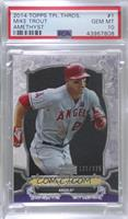 Mike Trout /325 [PSA 10 GEM MT]