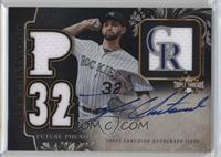 Tyler Chatwood #/35
