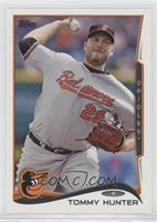 Tommy Hunter (Sabremetric Stats)