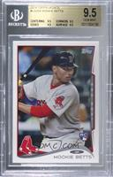 Mookie Betts (Batting) [BGS 9.5 GEM MINT]