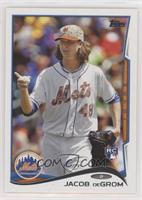 Jacob deGrom (Pointing)