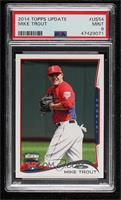 All-Star - Mike Trout [PSA9MINT]