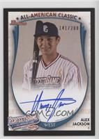 Alex Jackson (2013 Perfect Game) [Noted] #/200