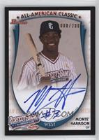 Monte Harrison (AFLAC) #80/200