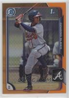 Ozzie Albies (Ozhaino on Card) #/25