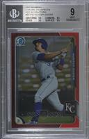 Hunter Dozier /5 [BGS 9 MINT]