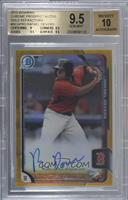 Rafael Devers /50 [BGS 9.5 GEM MINT]