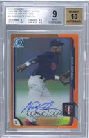Nick Gordon [BGS 9] #15/25