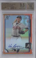 Wes Parsons /25 [BGS 9.5]