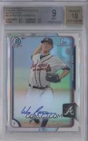 Wes Parsons /499 [BGS 9]