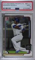 Addison Russell [PSA 9 MINT]