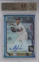 Willy Adames /150 [BGS 9.5]